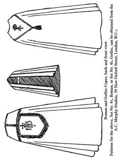 How to Make Vestments  Noel MacDonald Wilby and Elizabeth Carr Burns Oates and Washbourne LTD 1936, Spiralbound Xerographic Reproduction, 82pp., English