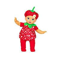 Little Mommy Dress Up Cuties Doll - Strawberry