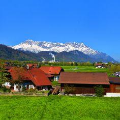 Untersbergblick Mountains, The Originals, World, Nature, Travel, The World, Naturaleza, Viajes, Destinations