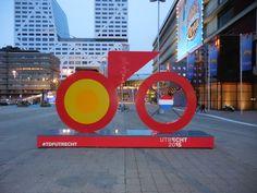 Outside #Utrecht Centraal. For more visit