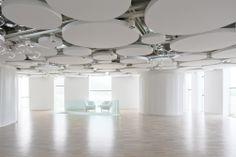Centro de Convenciones Myrtus / Ramon Esteve Dedicated to deliver superior interior acoustic experince. www.bedreakustik.dk/home