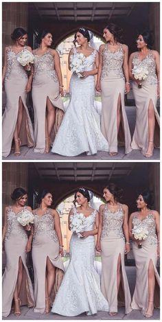 Mermaid Bridesmaid Dress, Sexy Bridesmaid Dress, Bridesmaid Dress For Cheap Bridesmaid Dresses 2018 Cheap Bridesmaid Dresses Online, Mermaid Bridesmaid Dresses, Lace Bridesmaids, Bridesmaid Makeup, Lilac Bridesmaid, Bridesmaid Outfit, Wedding Party Dresses, The Dress, Sexy Dresses