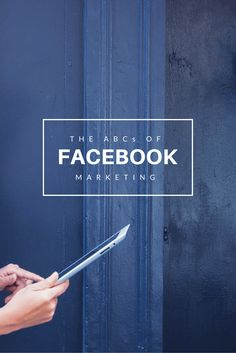 The ABCs of Facebook Marketing. How this feature can get you results pronto!