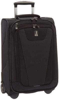 Amazon.com | Travelpro Maxlite 4 Expandable Rollaboard 22 inch Suitcase, Black | Carry-Ons