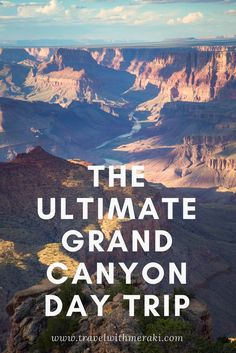 The Best 1 Day Itinerary For The Grand Canyon with Kids. - TRAVEL WITH MERAKI Stunning Sunrises, 2 billion years of Earth's history and views that will leave you breathless. Discover how to explore The Grand Canyon with children. Best Family Vacations, Family Vacation Destinations, Family Travel, Travel Destinations, Vacation Ideas, Family Trips, Vacation Quotes, Vegas Vacation, Las Vegas