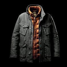 Fancy - Ares Field Jacket by NemeN