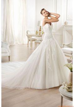 Wedding Dresses Pronovias Ondara 2014