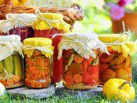 Sklizeň podzimní úrody: skladování, zavařování, mražení, sušení