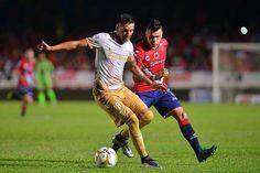 Veracruz se llevó la ida de los cuartos de final ante Pumas en la Liga MX al vencerlos con marcador de 1-0