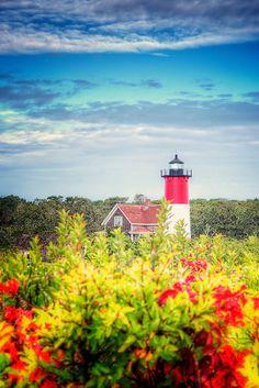 Nauset Light at the Cape Cod National Seashore, Massachusetts│Bablyon and Beyond Photography
