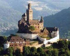 Marksburg Castle ~  Rhineland Palatinate ~ Germany