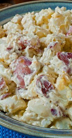*Jack's Potato Salad I Love Food, Good Food, Yummy Food, Potato Dishes, Food Dishes, Side Dishes, Potato Recipes, Great Recipes, Favorite Recipes
