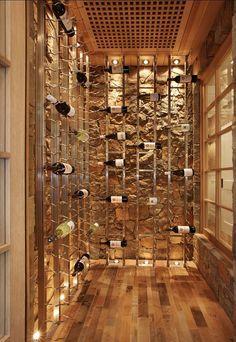 garrafeira vertical