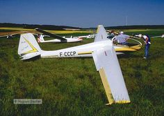 Vintage Gliders Aviation Classifieds at www.BrowseTheRamp.com