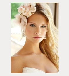 Inspired wedding natural makeup ideas - My Wedding Guide