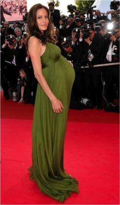 #Angelina Jolie #Pregnancy Style #Red Carpet WOWZA @remarkiewicz