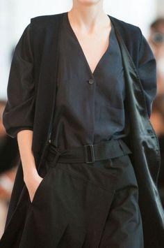 Christophe Lemaire at Paris Fashion Week Fall 2014