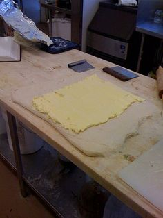 folding butter, via Flickr.