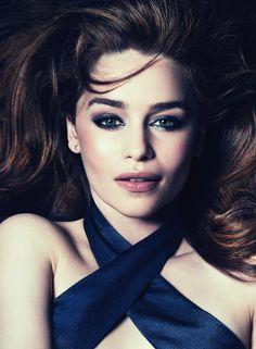 2015 - Marie Claire UK - 2015 006 007 - Adoring Emilia Clarke - The Photo Gallery