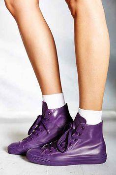0189db3b2fe7 Converse Chuck Taylor All Star Berry Rubber Womens High-Top Sneaker