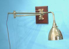 Brass Adjustable Chart Lite - Inventory - Hyland Granby