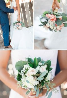 Rustic romantic wedding with darling country accents, and a stunning Maggie Sottero wedding dress.