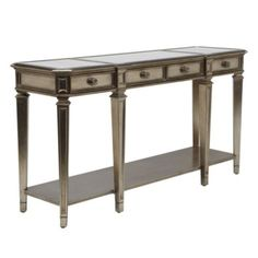 Palais Console/Hall Table With Shelf from Z Gallerie