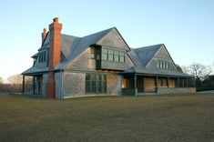 Rhode Island Shingle Style House