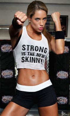 """EXCELLENT ARTICLE.  A MUST READ. What happens when the pursuits of """"skinny"""" and """"strong"""" collide?   Fit and Feminist"""