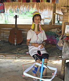Karen Village, Thailand, 2016, ESLVentures.com