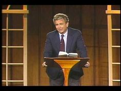 """RC Sproul - Clip 5 of 5 from """"The Holiness of God"""""""