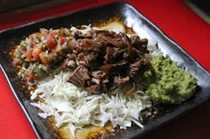 Coffee braised chile beef (slow cooker) ~ Stuff I Make My Husband; Whole 30; Paleo