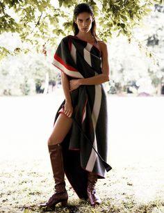 Gucci Equestrian Collection   Sara Sampaio by Alvaro Beamud Cortés for Vogue Spain October 2014