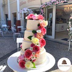 Wedding Cakes, Creations, Desserts, Food, Wedding Gown Cakes, Tailgate Desserts, Deserts, Wedding Cake, Meals