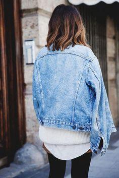 How to Wear basics: Denim Jackets