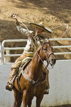 Charro skills on display #mexico