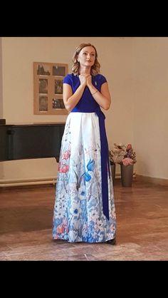 Tatiana Hajzusova  Slovakia  Opera singer / pianist Opera Singers, Music, Skirts, Fashion, Musica, Moda, Musik, Fashion Styles, Muziek