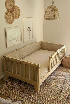 Baby Bedroom, Baby Room Decor, Kids Bedroom, Kids Room Bed, Toddler Boy Room Decor, Baby Rooms, Baby Bedding, Nursery Decor, Floor Bed Frame