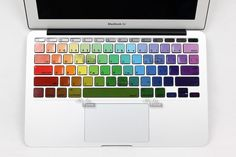 Pantone Keyboard?  Yes please... http://www.etsy.com/people/Decal360 @Lori Lampe you should get this!