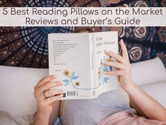 Looking for the best reading pillow? Follow this link and check out a list of TOP most comfortable reading pillows available on the market today. #bestreadingpillow #readingpillow Reading Pillow, Best Pillow, Good Things, Marketing, Pillows, Sayings, Link, Check, Top