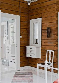 Kolme kotia - Three Homes Kolme mielenkiintoista ja tunnelmallista kotia sunnuntain iloksi ja ihasteltavaksi. Koti 1 - Home 1 ... Maine Cottage, Manhattan Apartment, Country Interior, Spare Room, Country Farmhouse, Small Spaces, Sweet Home, Shabby Chic, Outdoor Decor