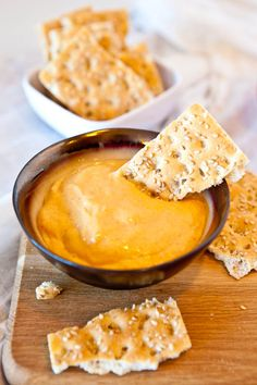 Caramel Pumpkin Whip Dip recipe & tutorial.