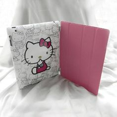 Sitting Hello Kitty Hard Back Case + Pink PU Leather Smart Cover Combo for iPad 2/3 (Free Screen Protector + Hello Kitty Home Stickers) Good-1 Trading, LLC,http://www.amazon.com/dp/B006ZBZWA6/ref=cm_sw_r_pi_dp_AsV0sb001T59NAFJ
