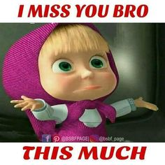 Tag-mention-share with your Brother whom you're missing a lot 💜🧡💛💚💙👍 Miss You Brother Quotes, Brother Sister Relationship Quotes, Funny Brother Quotes, Bro Quotes, Brother Humor, Brother And Sister Love, Brother Poems, Missing Family Quotes, Missing My Brother