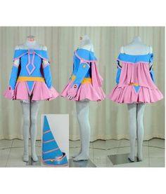 Cheap Dark Magician Girl Cosplay from YuGiOh $68.99 - Halloween Anime Cosplay Costume - Trustedeal.com
