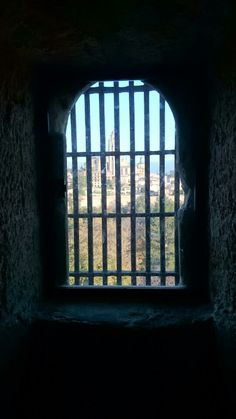 Vistas de la Catedral de Segovia desde El Alcázar