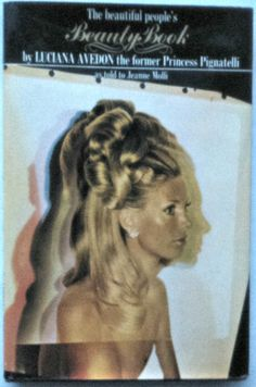 The Beautiful People's Beauty Book cult 1970s by LastYearGirlbooks