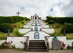 Ermida Kirche – Azoren