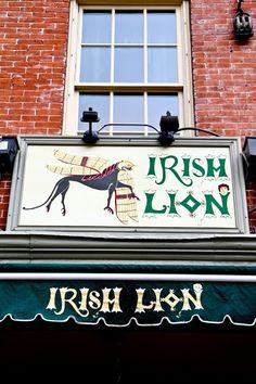 The Irish Lion Restaurant & Pub, Bloomington, Indiana