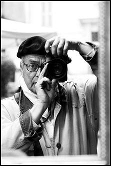 Self Portriat: Arthur Elgort
